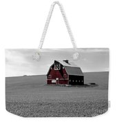 Icon Of The Palouse Weekender Tote Bag