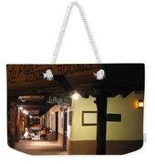 Iconic La Placita - Albuquerque  Weekender Tote Bag