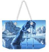 Icy Grip Weekender Tote Bag