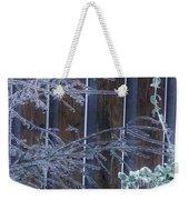 Icy Verticles Weekender Tote Bag