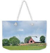 Idaho Falls Barn Weekender Tote Bag