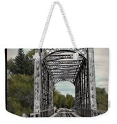Idaho Falls Gateway Weekender Tote Bag