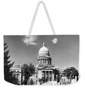 Idaho State Capitol Building Weekender Tote Bag