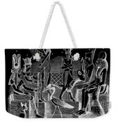 Idols  Of Egypt Weekender Tote Bag