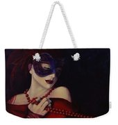 Idyll Weekender Tote Bag by Dorina  Costras