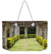 Idyllic Garden Weekender Tote Bag