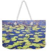 Idyllic Pond Weekender Tote Bag
