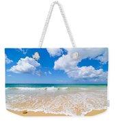 Idyllic Summer Beach Algarve Portugal Weekender Tote Bag