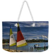 Idyllic Thai Beach Scene Weekender Tote Bag