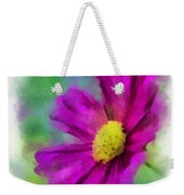 If Flowers Could Talk 01 Weekender Tote Bag