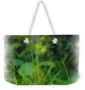 If Friends Were Flowers 01 Weekender Tote Bag