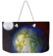 If Land Were Like Clouds In The Sky Weekender Tote Bag