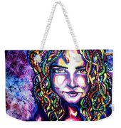 If Looks Could Kill Weekender Tote Bag by Shana Rowe Jackson