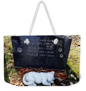 If Love Could Have Saved You Weekender Tote Bag