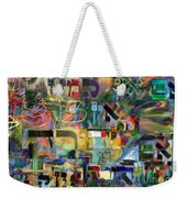 If There Is No Flour There Is No Torah 8 Weekender Tote Bag