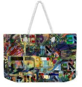 If There Is No Flour There Is No Torah 9 Weekender Tote Bag