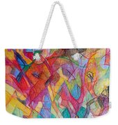 If There Is No Wisdom There Is No Fear Of Heaven Weekender Tote Bag