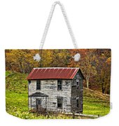 If These Walls Could Talk Weekender Tote Bag