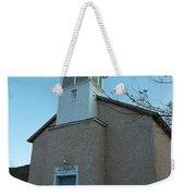 Iglesia De Jaun Batista Lincoln City New Mexico Weekender Tote Bag