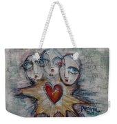 Ignite Love Number 1 Weekender Tote Bag