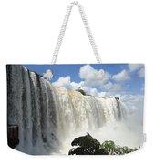 Iguacu Falls Weekender Tote Bag