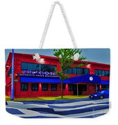 Ikaros Restaurant Baltimore Weekender Tote Bag