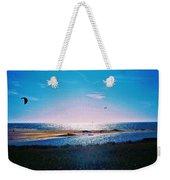 Ikaros Sunrise Weekender Tote Bag
