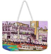 Il Campanile Di San Marco Weekender Tote Bag