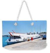Ilida II Hydrofoil At Kerkira Weekender Tote Bag