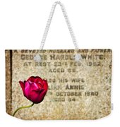 I'll Always Watch Over You Weekender Tote Bag