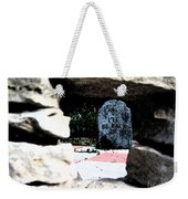 I'll Be Back By Jrr Weekender Tote Bag