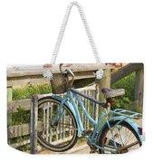 Ill Get My Bike Weekender Tote Bag