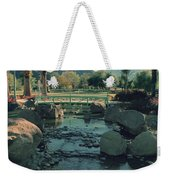 I'll Never Say Goodbye Weekender Tote Bag by Laurie Search