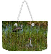 I'll Watch Over You. Weekender Tote Bag