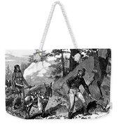 Illegal Prospecting, 1879 Weekender Tote Bag