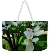 Illinois Capitol Dogwood Weekender Tote Bag