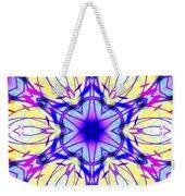 Illuminated Blossom Weekender Tote Bag