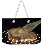 Illuminated Bread Weekender Tote Bag