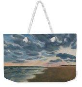 Illuminated Clouds Weekender Tote Bag