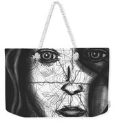 Illumination Of Self Weekender Tote Bag by Daina White