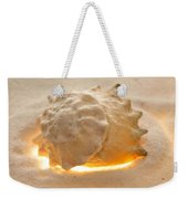 Illumination Series Sea Shells 17 Weekender Tote Bag