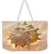 Illumination Series Sea Shells 20 Weekender Tote Bag