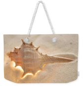 Illumination Series Sea Shells 6 Weekender Tote Bag