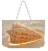 Illumination Series Sea Shells 9 Weekender Tote Bag