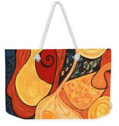 Illuminatus 4 Weekender Tote Bag