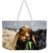 Illustration Of Sheep  Weekender Tote Bag