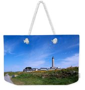 Ils De Batz Lighthouse Weekender Tote Bag