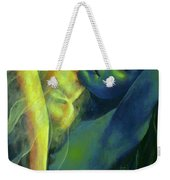 Ilussion In The Mirror Weekender Tote Bag