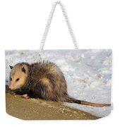 I'm A Possum Weekender Tote Bag