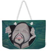 Im Not Insane It Is Greener Weekender Tote Bag